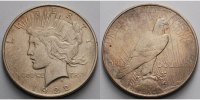 USA / United States 1 $ Peace Dollar 1921 - 1928, 1922 P (Philadelphia)