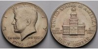 USA / United States 1/2 Dollar John F. Kennedy