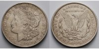 USA / United States 1 $ Morgan Dollar 1878 - 1921, 1921 P  (Philadelphia)