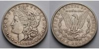 USA / United States 1 $ Morgan Dollar 1878 - 1921, 1883  (Philadelphia)
