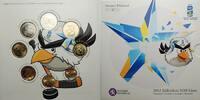 3,88 € 2012 Finnland Kursmünzensatz / Eishockey WM IIHF 2012 in Finnlan... 33,50 EUR  + 17,00 EUR frais d'envoi