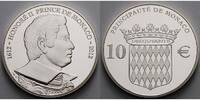 Monaco 10 Euro 2012  PP Honor II. - 6500 ...