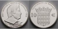 10 Euro 2012 Monaco Honoré II. - 6500 Stück SELTEN & RAR !!! -- SONDERA... 75,00 EUR  + 17,00 EUR frais d'envoi