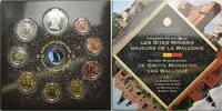 3,88 € 2013 Belgien Kursmünzensatz, 8 Mz. m. Medaille,  normaler Satz m... 54,80 EUR  zzgl. 5,00 EUR Versand