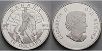10 $ 2013 Kanada O Canada-Police, O Kanada Serie 3/12  inkl. Etui & Zer... 39,80 EUR  + 17,00 EUR frais d'envoi