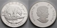 10 $ 2013 Kanada O Canada-Polarbär, O Kanada Serie 4/12  inkl. Etui & Z... 44.84 US$ 39,80 EUR  +  39.43 US$ shipping