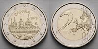 2 Euro 2013 Spanien Welterbe - Klosterresidenz El Escorial stgl  333 руб 4,50 EUR  +  814 руб shipping