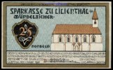 Lilienthal, Han. 25 Pfg.,   II Grabowski 802.5 1,45 EUR 