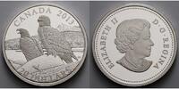 20 $ 2013 Kanada 20 $ 2.Weißkopfseeadler, (Bald Eagle), inkl. Etui & Ze... 98,50 EUR83,73 EUR  +  17,00 EUR shipping