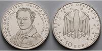 10 Euro 2013 Deutschland 200. Geburtstag Georg Büchner, 4. Ausg. 2013 s... 15.66 US$ 13,90 EUR  +  12.39 US$ shipping