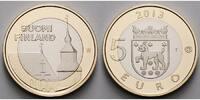 5 Euro 2013 Finnland Tavastia, Nr. 9/9 Gebäude der Provinzen, (Provinzd... 1742 руб 23,80 EUR  +  805 руб shipping