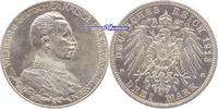 3 Mark 1913 Preussen Wilhelm II, 25jähriges Regierungsjubiläum, J.112 P... 2368 руб 32,00 EUR  +  2590 руб shipping