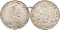 3 Mark 1914 Preussen Wilhelm II, 25jähriges Regierungsjubiläum, J.113 P... 33.33 US$ 30,00 EUR  +  38.88 US$ shipping