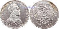 5 Mark 1914 A Preussen, Wilhelm II, 1888-1918, Büste in Uniform, J.114 ... 47,00 EUR  +  17,00 EUR shipping