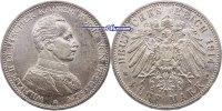 5 Mark 1914 A Preussen, Wilhelm II, 1888-1918, Büste in Uniform, J.114 ... 3182 руб 43,00 EUR  +  2590 руб shipping