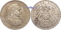 5 Mark 1914 A Preussen, Wilhelm II, 1888-1918, Büste in Uniform, J.114 ... 50,00 EUR  +  17,00 EUR shipping