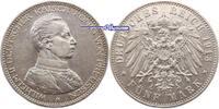5 Mark 1913 A Preussen, Wilhelm II, 1888-1918, Büste in Uniform, J.114 ... 4173 руб 57,00 EUR  +  2562 руб shipping