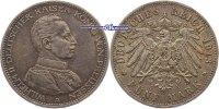 5 Mark 1913 A Preussen, Wilhelm II, 1888-1918, Büste in Uniform, J.114 ... 3837 руб 52,00 EUR  +  2583 руб shipping