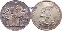 3 Mark 1913 A Preussen Wilhelm II,100 J.Feier des königlichen Aufrufs z... 35,00 EUR  +  17,00 EUR shipping