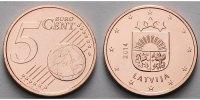 5 Cent 2014 Lettland Kursmünze, 5 Cent, stgl  1,00 EUR  +  7,00 EUR shipping