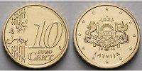 10 Cent 2014 Lettland Kursmünze, 10 Cent, stgl  1,50 EUR  +  7,00 EUR shipping