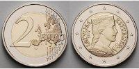 2 Euro 2014 Lettland Kursmünze, 2 Euro, stgl  5.00 US$ 4,50 EUR