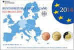5,88 2014 F Deutschland Kursmünzensatz   (Archivbild) PP im Blister  38.33 US$ 34,50 EUR  +  38.88 US$ shipping