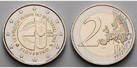 2 Euro 2014 Slowakei 10. Jahrestag EU - Beitritt (1.05.2004 - 1.05.2014... 4,70 EUR  +  7,00 EUR shipping