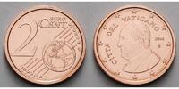 2 Cent 2014 Vatikan Kursmünze, 2 Cent *  erste Münze Papst Franziskus, ... 12,00 EUR  +  7,00 EUR shipping