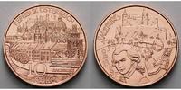 10 Euro 2014 Österreich Salzburg, (Bundesländer Serie) vzKupfer  17.66 US$ 15,90 EUR  +  12.22 US$ shipping
