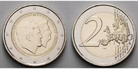 2 Euro 2014 Niederlande Doppelportrait Willem Alexander / Beatrix, im W... 4,50 EUR
