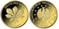 20 Euro 3, 89g fein 17, 5 mm Ø 2014 F Deutschland Deutscher Wald, Kasta... 249,00 EUR  +  17,00 EUR shipping