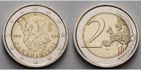 2 Euro 2014 Italien 200 Jahre Gründung der Carabinieri, (1814 - 2014), ... 4,70 EUR  + 7,00 EUR frais d'envoi