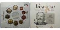 5,88 2014 Italien Kursmünzensatz + 2 Euro-Gedenkmünze 450.Geburtstag Ga... 36,80 EUR  +  17,00 EUR shipping