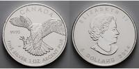 5 $ 2014 Kanada Wildlife II - Greifvögel - Wanderfalke, 7. Ausgabe stgl  33,80 EUR  + 17,00 EUR frais d'envoi