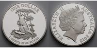 1 $ 2015 Australien Känguruh, inkl. Etui & Zertifikat & Schuber PP  84,00 EUR  +  17,00 EUR shipping