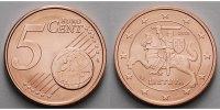 5 Cent 2015 Litauen Kursmünze, 5 Cent, Ab sofort lieferbar!!! stgl  1.13 US$ 1,00 EUR  +  12.39 US$ shipping