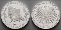 10 Euro 2015 Deutschland Grimms Märchen - Dornröschen (IV.), 1. Ausg. 2... 28,50 EUR  +  17,00 EUR shipping