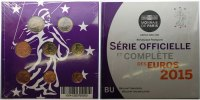 3,88 € 2015 Frankreich Kursmünzen, kompl. Satz 2015 stglimBlister  51.66 US$ 46,50 EUR  +  38.88 US$ shipping