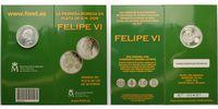 30 Euro 2014 Spanien Proklamation/Krönung v. König Felipe VI.-4.dreißig... 69,50 EUR  + 17,00 EUR frais d'envoi