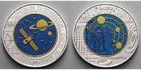 25 Euro 2015 Österreich Kosmologie - Nach den Sternen greifen - Kapsel ... 110,00 EUR  +  17,00 EUR shipping