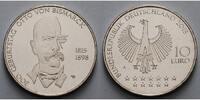 10 Euro 2015 Deutschland 200. Geburtstag Otto von Bismarck, 2. Ausg. 20... 13,90 EUR  +  7,00 EUR shipping