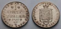 1 Speciestaler 1790 MG Braunschweig-Wolfenbüttel Karl Wilhelm Ferdinand... 450,00 EUR  + 17,00 EUR frais d'envoi