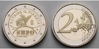 2 Euro 2015 Italien Expo Mailand - Milano 2015, im Originaletui & Zerti... 89,00 EUR  + 17,00 EUR frais d'envoi