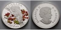 20 Dollar 2014 Kanada Puma auf dem Baum Nr. 2.- Cougar - Le couguar, in... 109,50 EUR  excl. 17,00 EUR verzending