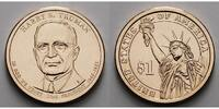 1 $ 2015 P USA Harry S. Truman/ Kupfer-Nickel, Philadelphia vz  3.85 US$ 3,50 EUR  +  12.09 US$ shipping