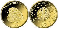 20 Euro5 x 3,89gfein17,5 mm Ø 2015 ADFGJ Deutschland Deutscher Wald, Li... 1195,00 EUR  +  23,00 EUR shipping