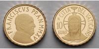 Vatikan 10 Euro<br>2,75g<br>fein<br> 13,85...