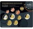 5,88 2016 A Deutschland Kursmünzensatz,   Prägestätte A stgl im Blister... 32,50 EUR  +  17,00 EUR shipping