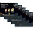 5,88 x5 2016 A/D/F/G/J Deutschland Kursmünzensatz, als kompl. Satz (5 P... 169,50 EUR  +  17,00 EUR shipping
